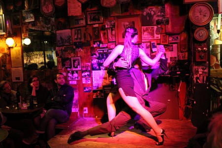 Tango at Bar FunFun © Rogério Tomaz Jr. / Flickr