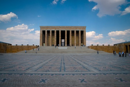 Anitkabir | © Dr._Colleen_Morgan/Flickr