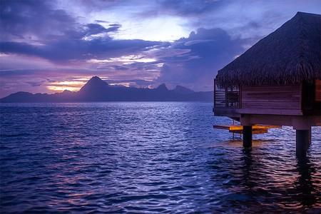 Moorea, Tahiti   © Daniel Chodusov / Flickr