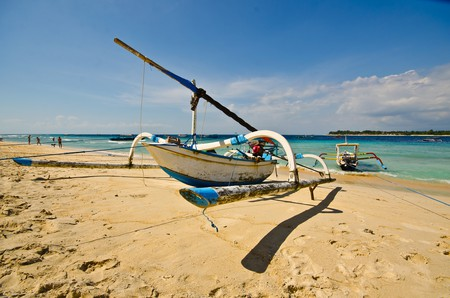 Day Trips to Gili Trawangan | © Shan Ambrose / Flickr