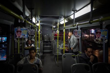 A pleasingly empty bus in Mexico City   © Eneas de Troya/Flickr