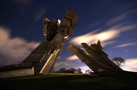 Monument at the 9th Fort | © Andrius_Saz/Shutterstock