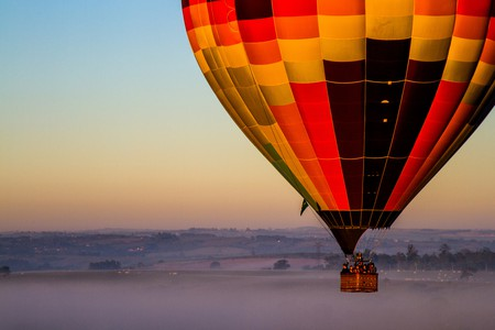 Baloon ride in Boituva | © Dennis Fidalgo/Flickr