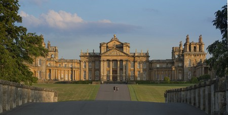 The grounds of Blenheim Palace, Oxfordshire | Courtesy of Blenheim Palace