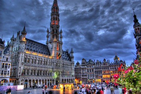 Brussels' Grand Place   Courtesy of visitbrussels.be
