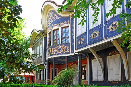 Ethnographic Museum in Plovdiv