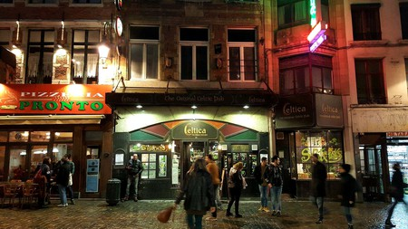 Irish pub Celtica, an Erasmus party staple | Courtesy of Celtica