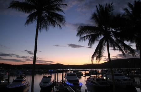 Hamilton Island sunset | © Tony Hisgett/Flickr