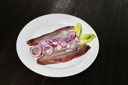 Pickled herring, one of Helsinki's signature dishes  © Pixabay