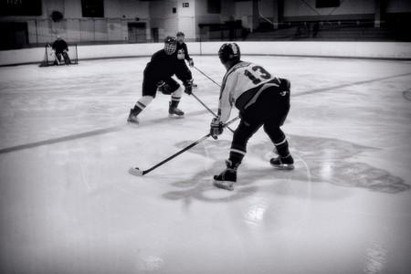 Ice hockey | © FromSandToGlass / Flickr