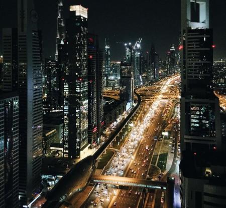 Downtown Dubai    © Sophie Knight