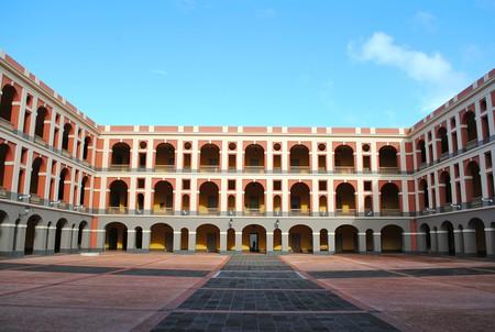 Interior of Cuartel de Ballajá | © Lee Cannon/ Flickr