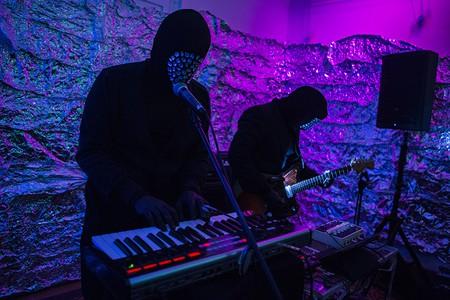 Laikamori performing live at Paraíso Vacío indie music festival in 2016   © Manuel Orbegozo