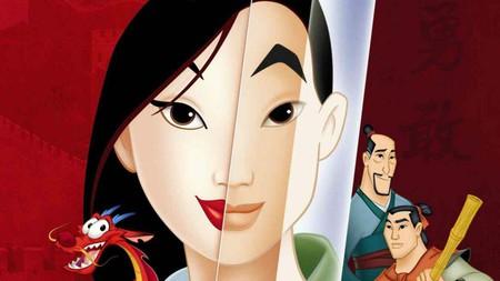 Mulan   © Disney