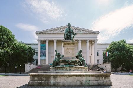 Hungarian National Museum   © Wei-Te Wong / Flickr cc.
