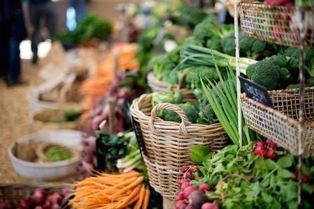 Fresh produce in abundance at Oranjezicht City Farm | Courtesy of Oranjezicht City Farm
