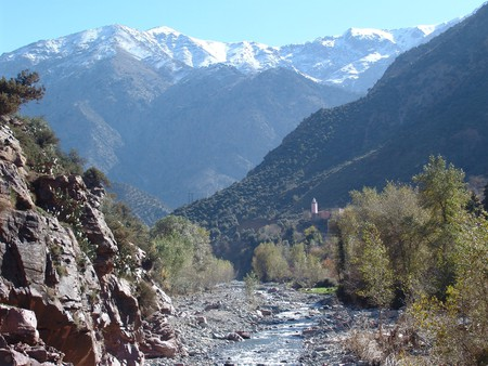 Morocco's Ourika Valley offers varied adventures   © Bryce Edwards / Flickr