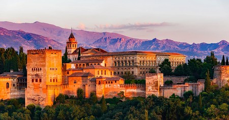 The Alhambra of Granada CC0 Pixabay