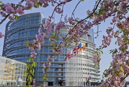 The European Union Parliament building | © Philippe de Rexel/Alsace Tourisme