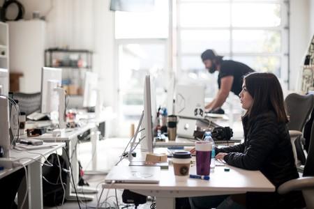 Co-working spaces   © Pexels