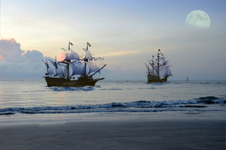 Pirate Ship  | © Rujhan_basir/Pixabay