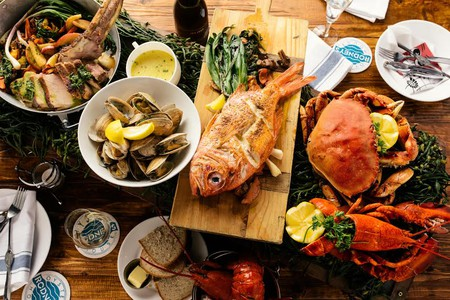 Seafood platter at Rodney's Oyster House | © Eddie O'Keefe