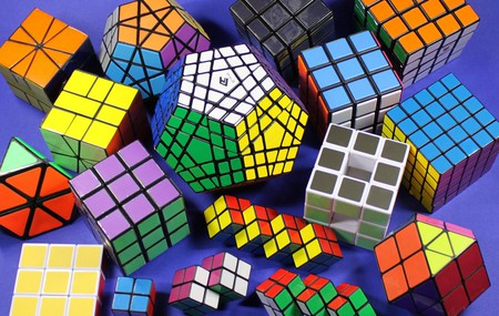 """<a href=""""https://www.flickr.com/photos/scarygami/4214513596/sizes/l"""">Rubik's Cube Collection 