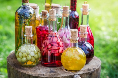 Alcohol with fruits | © Shaiith/Shuttterstock