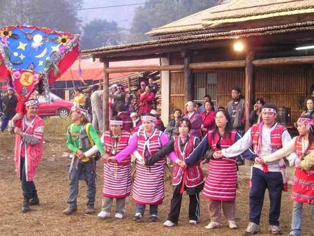 Saisiyat ceremony | © CenkX / Wikimedia