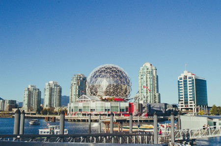 Science World from Olympic Village | © Hayley Simpson