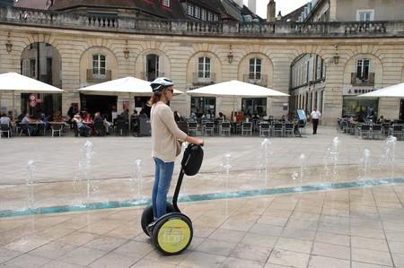 Segway tour in Dijon