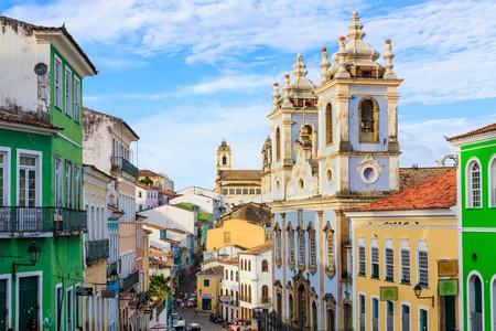 Salvador, Bahia   © Thiago Leite/Shutterstock