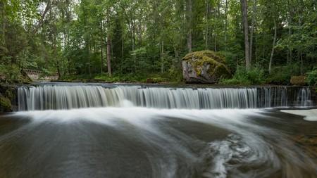 Waterfalls at Lahemaa  ©UrmasHaljaste/Shutterstock