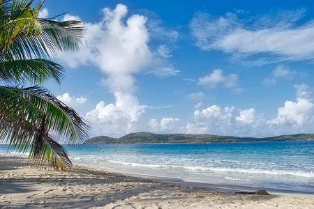 Zoni Beach Culebra Puerto Rico   © Cesar Zapata-Lozada/Shutterstock