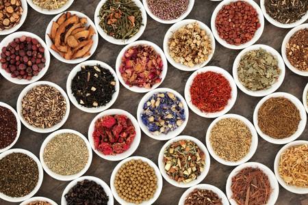 Chinese herbs | Shutterstock