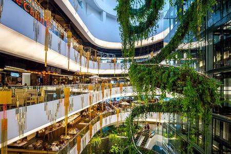The Helix Quarter at Emquartier Shopping Mall | © LennonLand/Shutterstock