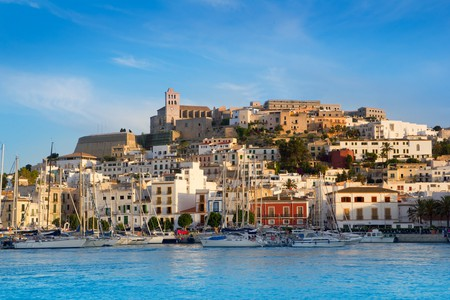 Ibiza Eivissa Town   © holbox / Shutterstock