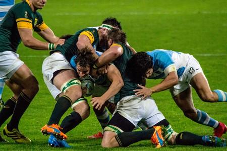 South Africa vs Argentina 2015 |© David Roberts / Flickr