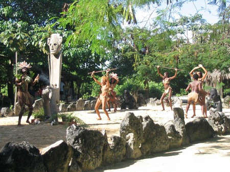 Taíno reenactment show   © Christian Cordova / Flickr