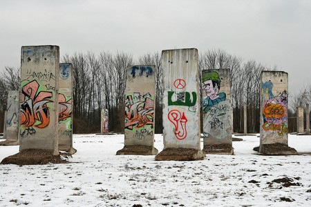 Where in the world is the Berlin Wall?   © Pixabay