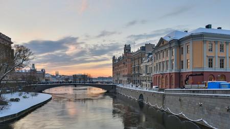 Fabulous Stockholm winter | ©Arild/Flickr