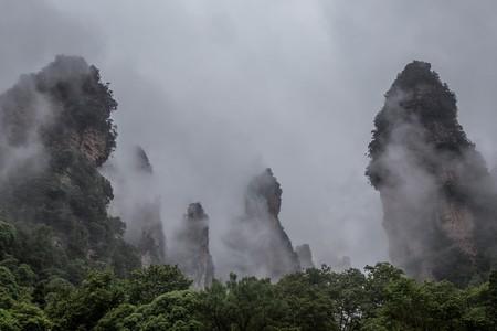 Zhangjiajie | © Jens Schott Knudsen