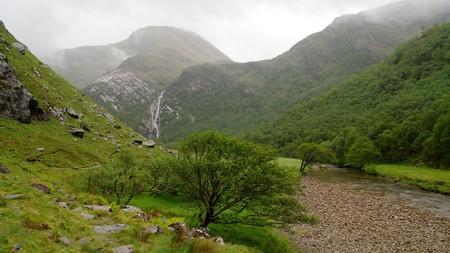 Steall Falls, Glen Nevis   © Christoph Strässler/Flickr
