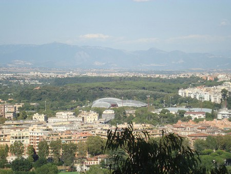 Parioli | © LPLT/Wikicommons https://commons.wikimedia.org/wiki/File:Auditorium_Parco_della_Musica_a_Parioli.JPG