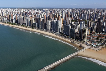 Fortaleza / © ME/Portal da Copa / Wikimedia Commons