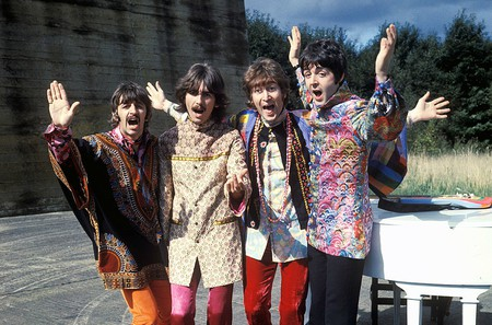 The Beatles Magical Mystery Tour © Parlophone Music Sweden/Wikimedia