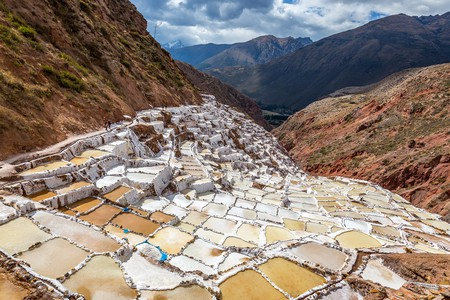Salt ponds of Maras|©Guy Vindigni/Flickr