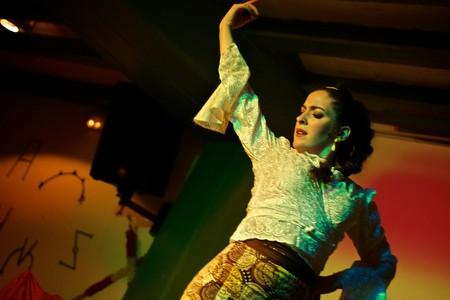 Spanish Flamenco dancing. Photo: Flickr/Edmund Nigel Gall