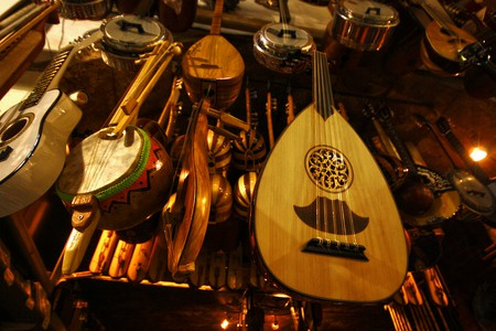 Musical Instruments | © Miguel Virkkunen Carvalho/Flickr