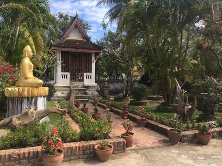 Temple in Luang Prabang, Laos|© Jessica Larson